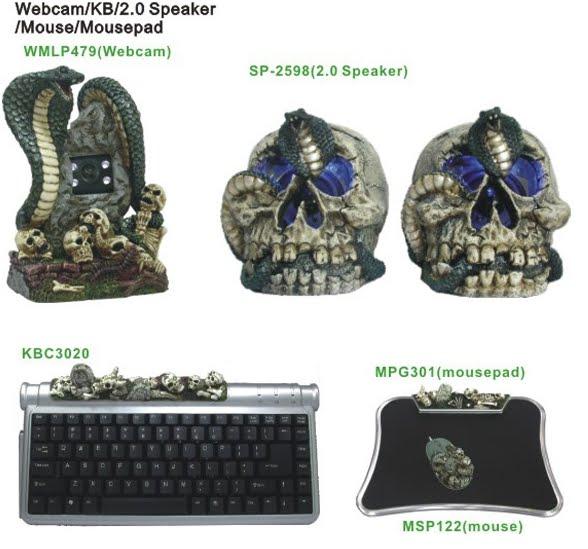 accesspro skull set