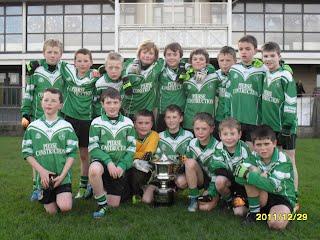 2011 winners - Lucan Sarsfields