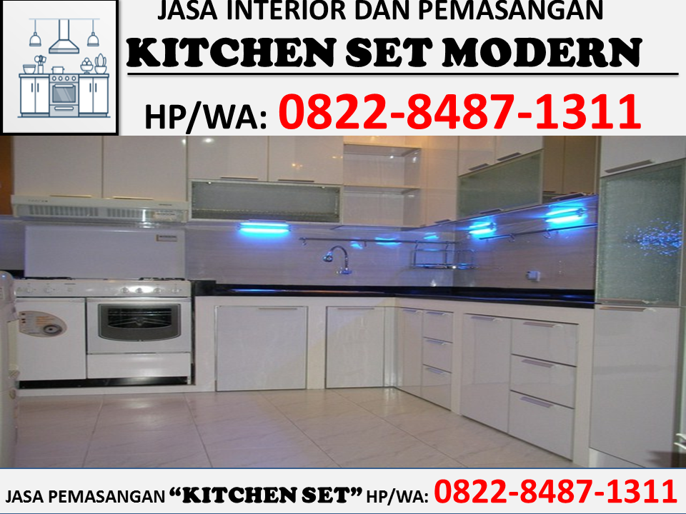 Hp Wa 0822 8487 1311 Tsel Jual Kitchen Set Batam Hp Wa 0822