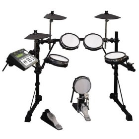 example photo of electronic drums