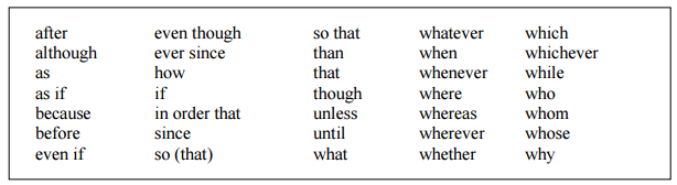 conjunctive words for essays The role of a conjunction is rather straightforward its job is to connect conjunctions are used to link words, phrases, and clauses together and provide a smooth transition between ideas adverbs are words that modify verbs, adjectives, or other adverbs and they can be used as conjunctions as well.
