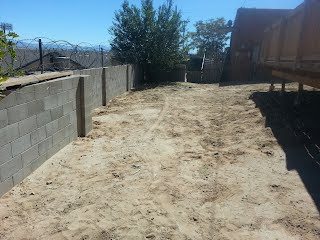 Before pics of a private residence near Central and Old Coors, Albuquerque, NM