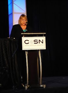 Jean Tower CoSN Annual Conference 2014