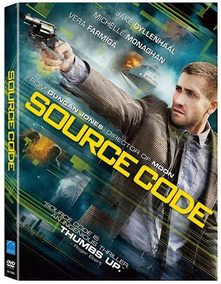 Source Code has an awesome DVD case cover