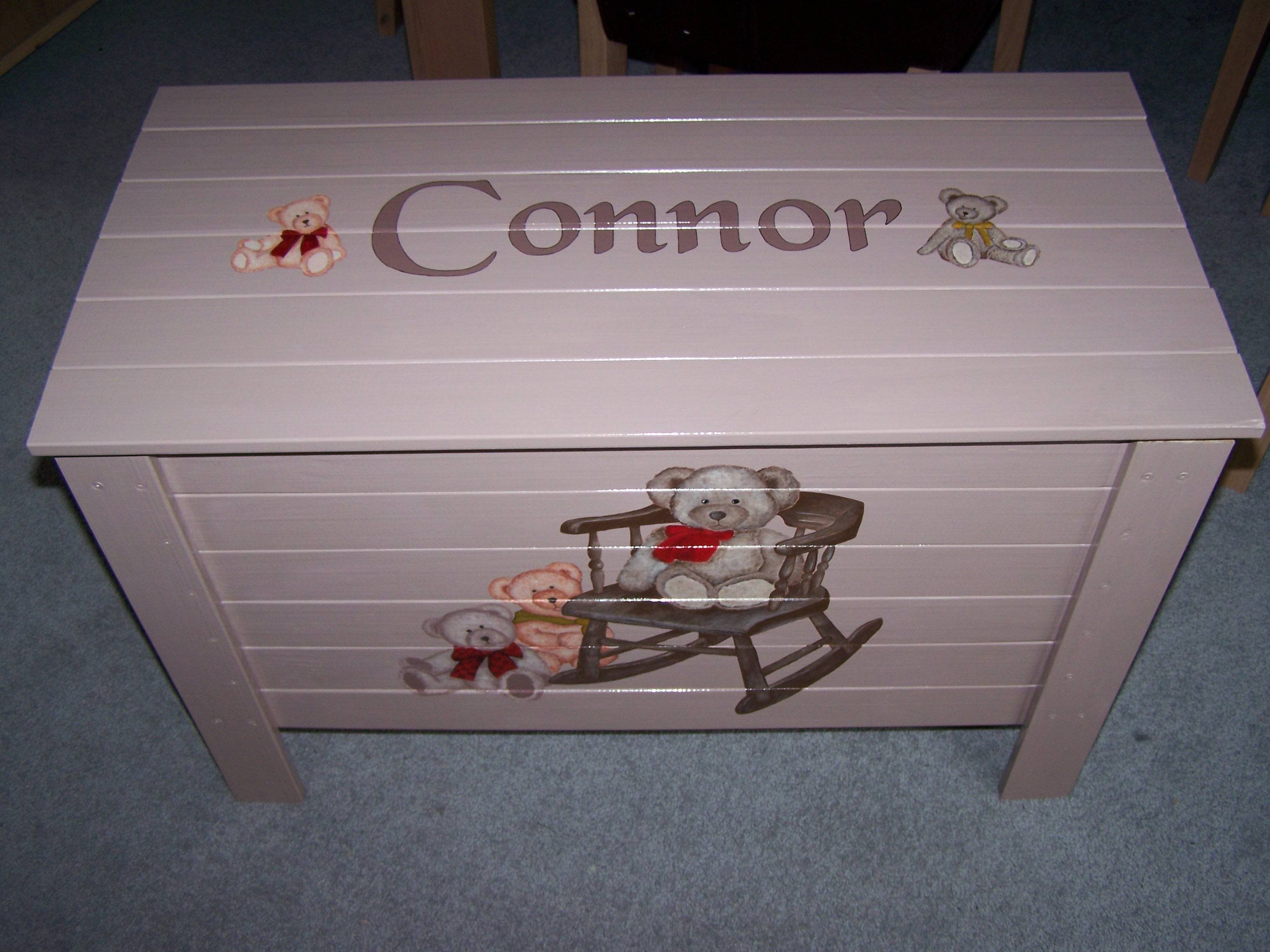 Cool Toy Box For Boys : Boystoyboxes jenuniquedesigns