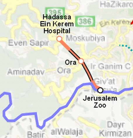 Linking the tracks is the obvious next step Jerusalem Rail Loop
