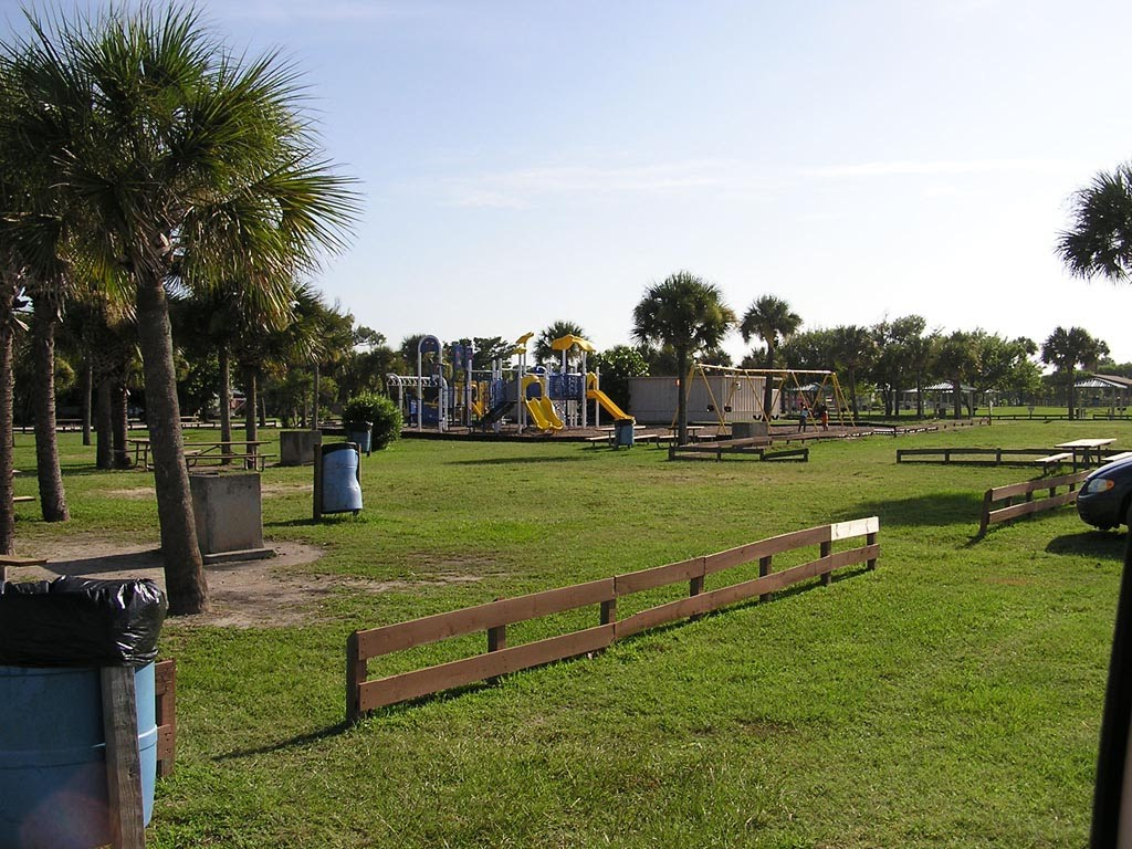 Jetty Park Playground