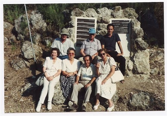 front row from left ruth czarninski miriam alexander alfredo czarninski lotte rosenberg back row from left gabriel alexander alexalexander alex google tel