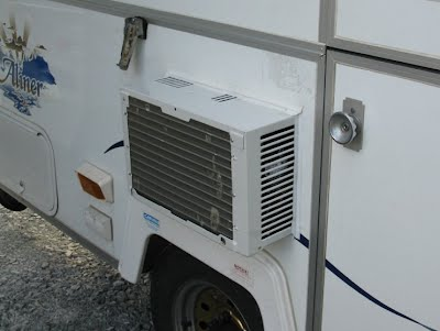 2 Air Conditioner Campers Present Amp Past