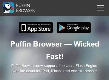 Get puffin browser