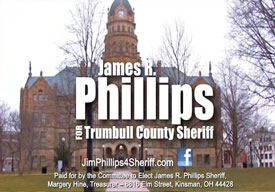 Jim Phillips for Sheriff