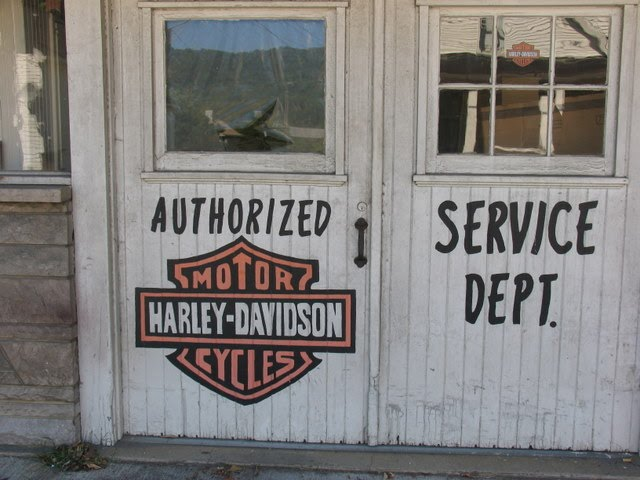 Harley-Davidson Service Department