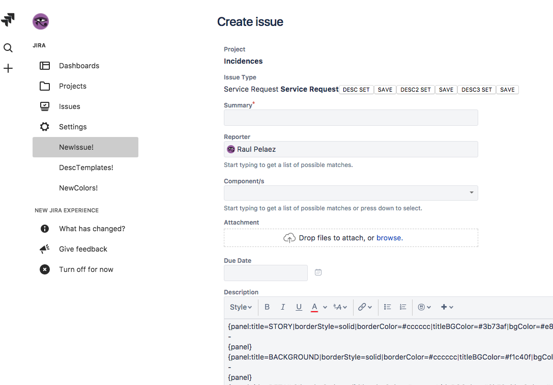 Jira task template image collections professional report for Jira task template