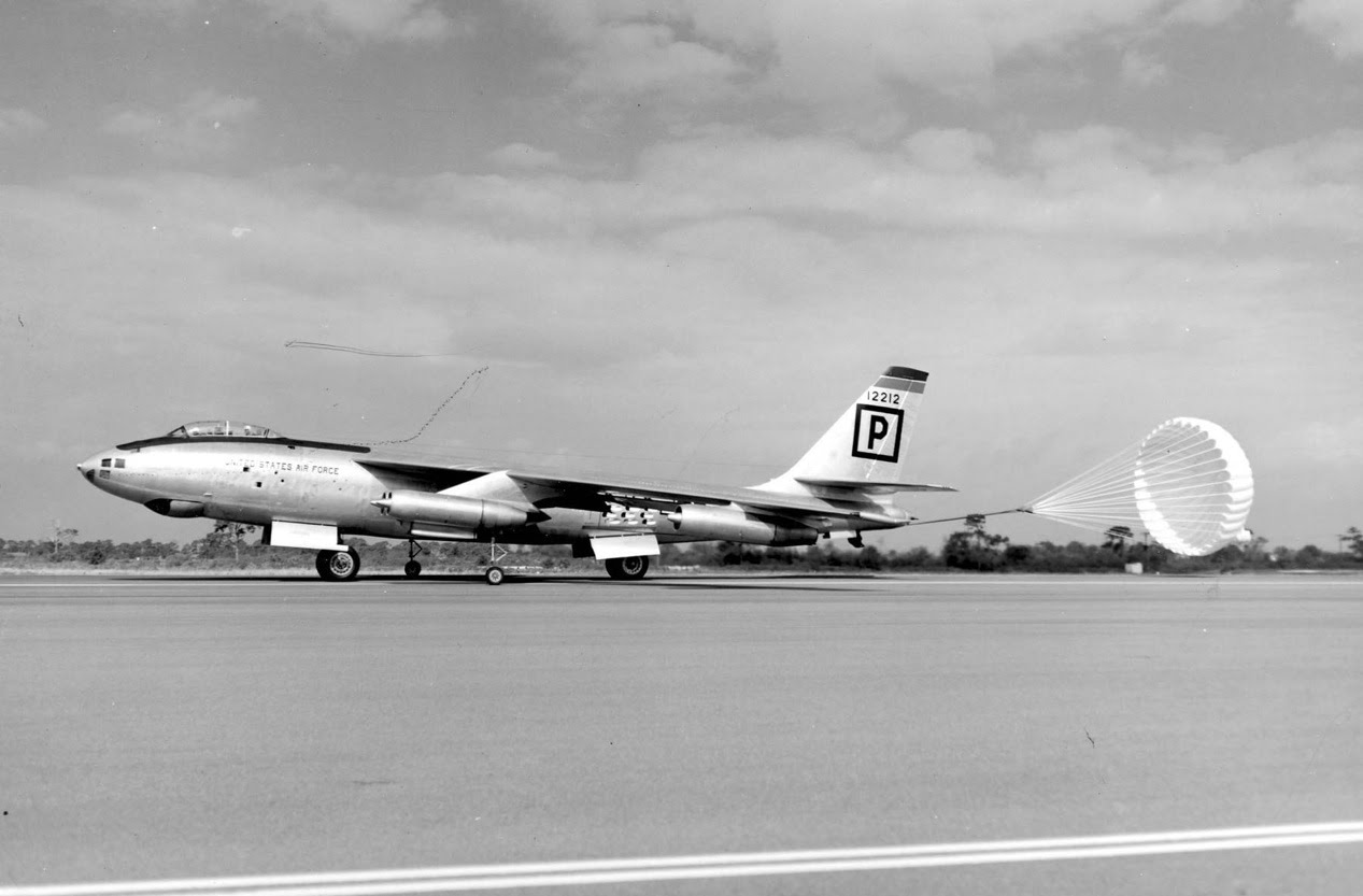 Image result for b-47 parachute system