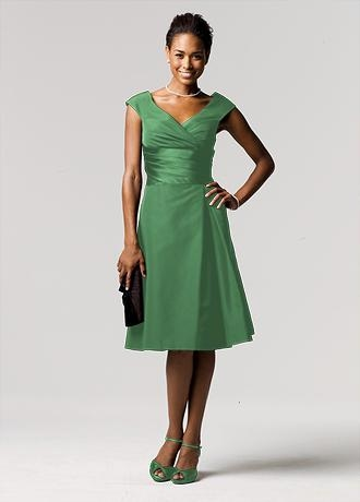 My S Will Be Wearing These Tea Length Dresses From David Bridal In Clover I Found A Cute Pair Of Shoes At Great Price For Them Target