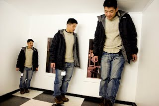 Ames Room Image thanks to http://farm3.static.flickr.com/2311/2231734109_cdaf9d0529_d.jpg