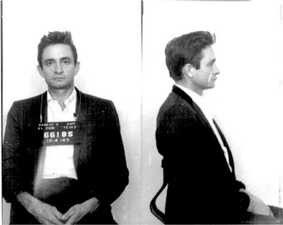 Johnny's Mug Shots