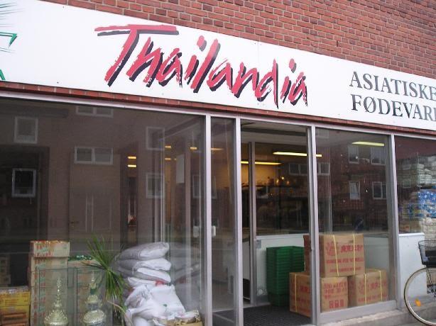 ร้านขายของชำไทยในต่างแดน