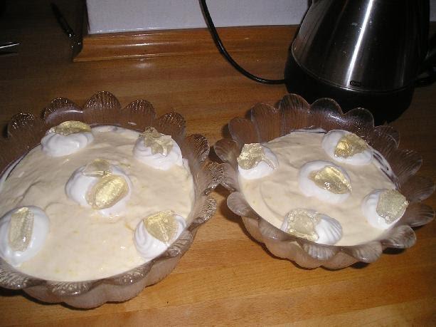 Citronformage หรือ Citron mousse