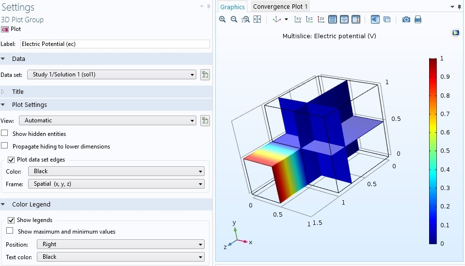 COMSOL Exercices - Jojo'sTop 6 Vacation Places