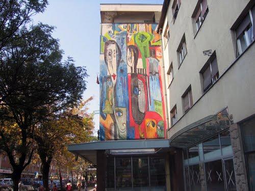 Murali jokicmilicaart for Mural u vukovarskoj ulici