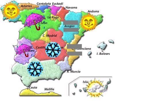 Weather Expressions In Spanish - Lessons - Tes Teach