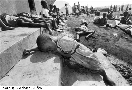 hutu genocide pictures