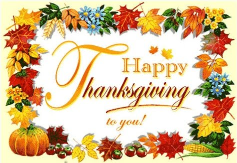 Thanksgiving Day Letter To Parents Joyce Ps Room 102