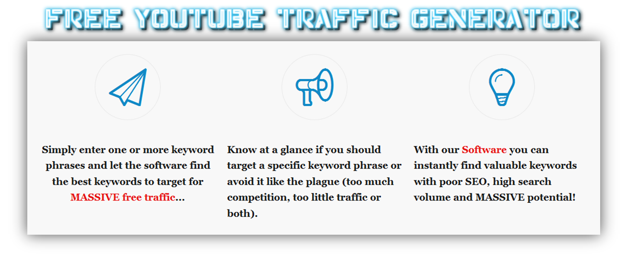 Free YouTube Traffic Generator Review