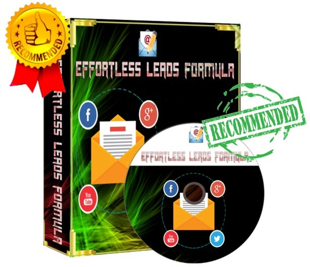 Effortless Leads Formula Full Review