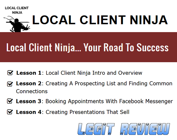 Local Client Ninja Review