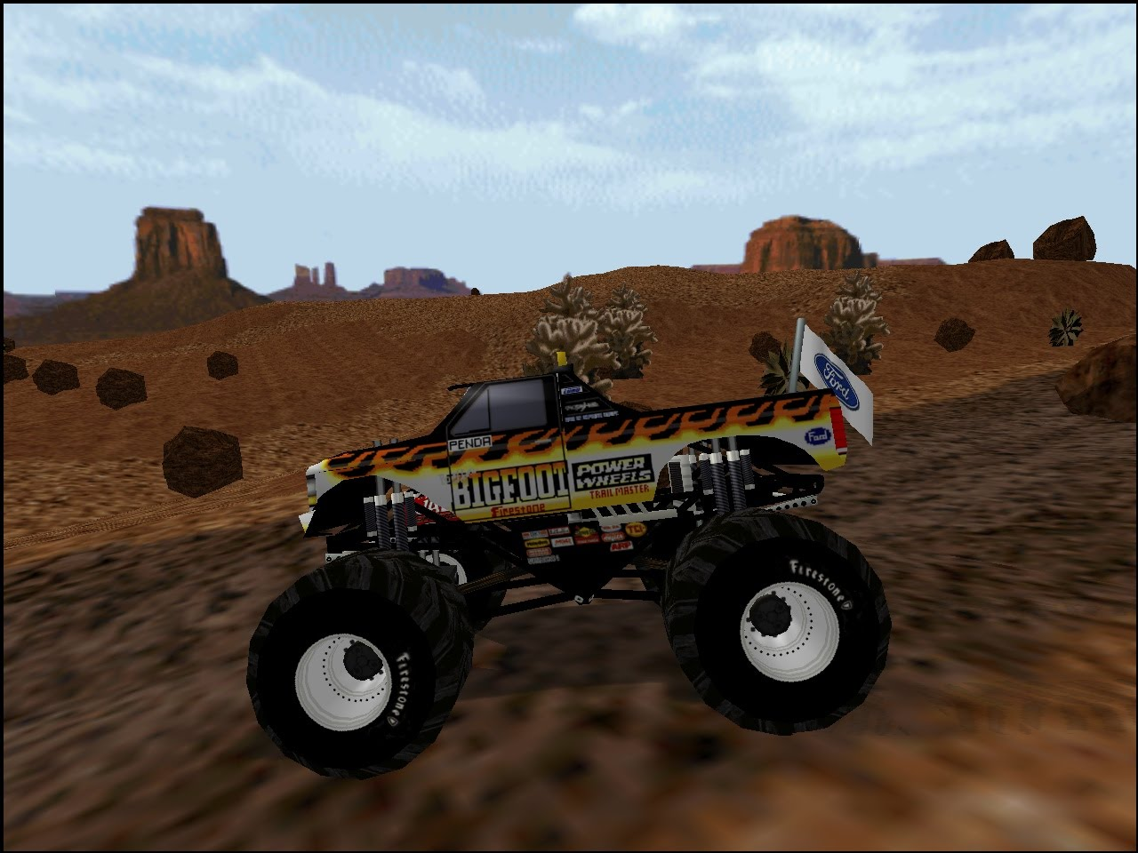 MTM2 com • View topic - Monster Truck Madness 2 at 1280x960