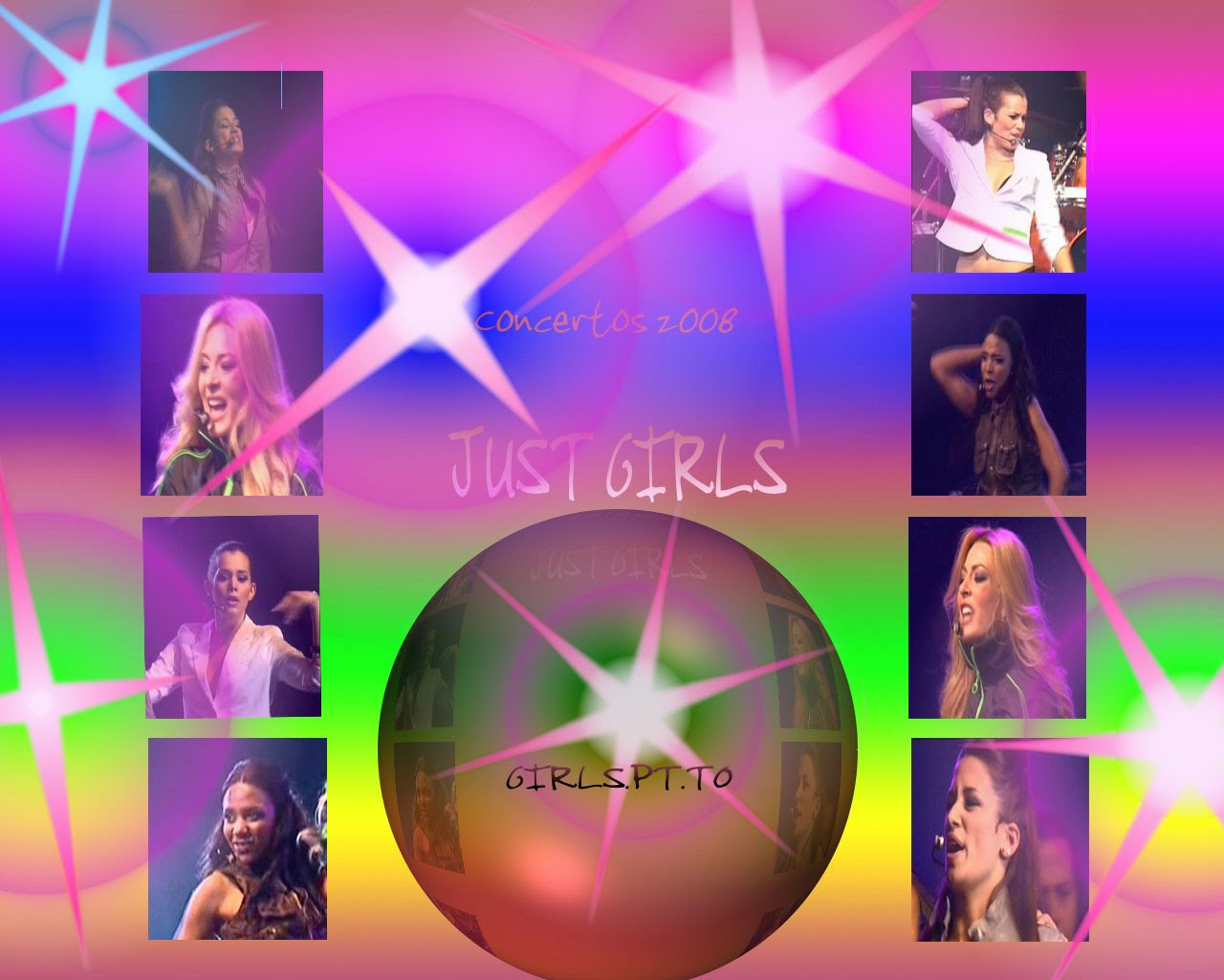 Just Girls concertos