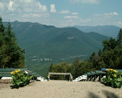 ceremony reception location is 60 loon mountain