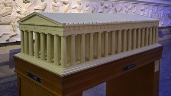 an in depth description of the architectural masterpiece the parthenon Architectural masterpiece, dominating the athenian acropolis, and as a shelter for  the  they did with a wealth of technical detail: inscriptiones graecae, i2 372   brackets supplementary explanation is given in round brackets) in the th year.
