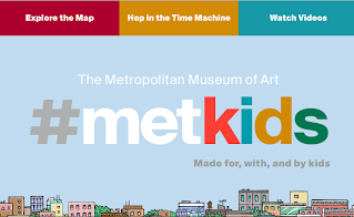 Metropolitan Museum of Art Kids' Activities