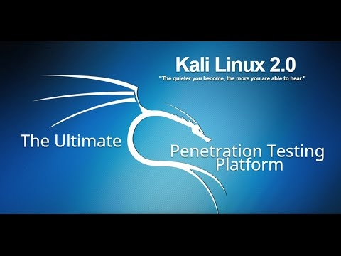 We re still buzzing and recovering from the Black Hat and DEF CON  conferences where we finished presenting our new Kali Linux Dojo 9431118a64e