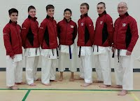 Karate NL Team 2015