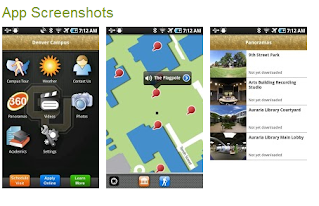 Randolph Macon College Virtual Tour App Katie S 292 Android Apps