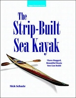 strip-built kayak Schade