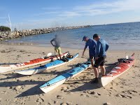 kayaking in Western Australia Bathers Beach Fremantle