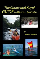 the WA kayak guide book