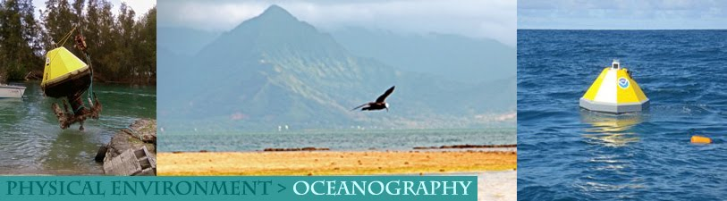 Oceanography Kaneohe Bay Information System