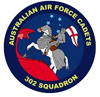 RAF and Australian Air Cadets Spread Their Wings