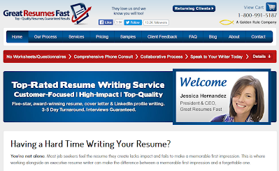 lets discover the answer to this question and see some great resumes fast reviews