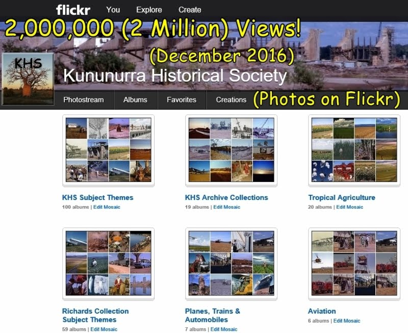 Montage of KHS Photos - 2,000,000 Views on Flickr