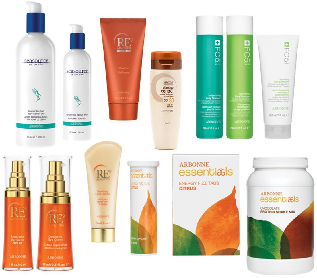 News From Kimberly Pierce Arbonne Independent Consultant