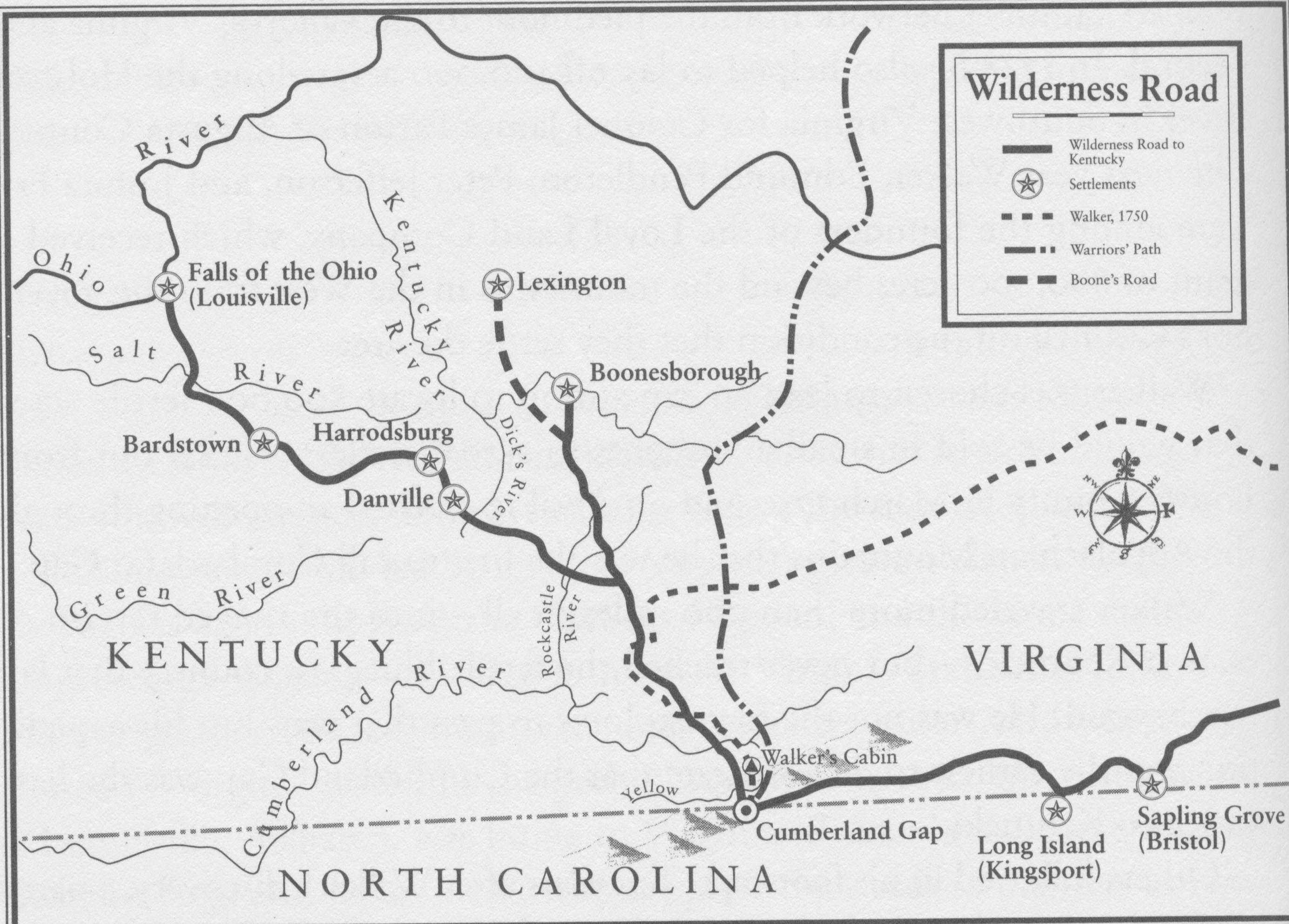 Map of the berland-Gap Kentucky Wilderness Road Map on kentucky ohio map, superstition mountains wilderness area trail map, kentucky scenic byways map, laurel county ky road map, kentucky covered bridges map, kentucky tourism map, kentucky atv map, kentucky airports map, kentucky interstate 75 map, kentucky agriculture map, kentucky lake map,