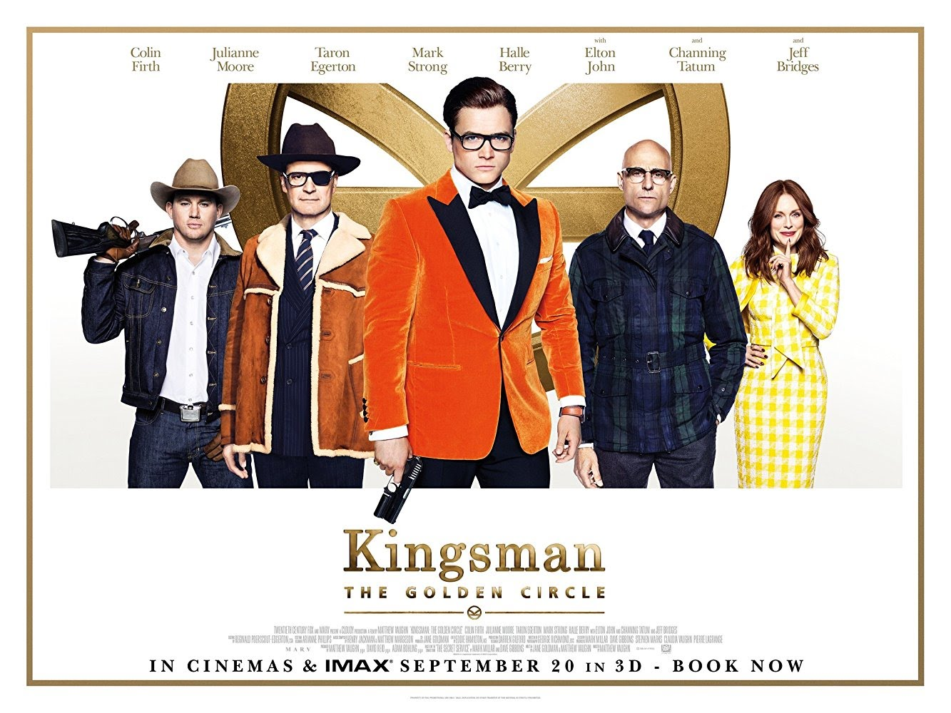The Kingsman 2 Stream