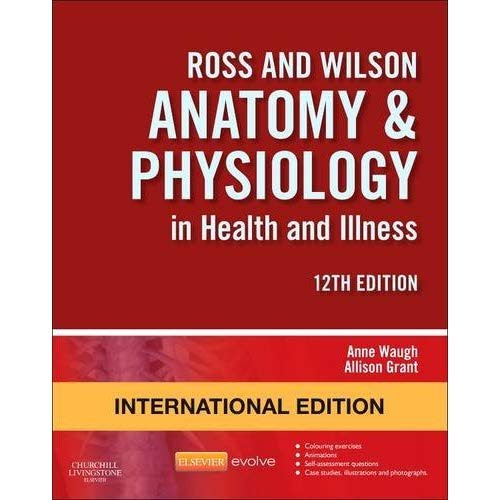Download Ross and Wilson Anatomy and Physiology in Health and ...